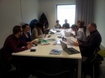 Partner Meeting in Dijon, France